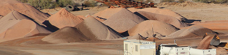 Construction Aggregate Materials